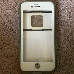 iPhone Lifeproof case